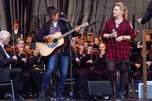 Gerry Wolthof en Marianne Blues Veendam
